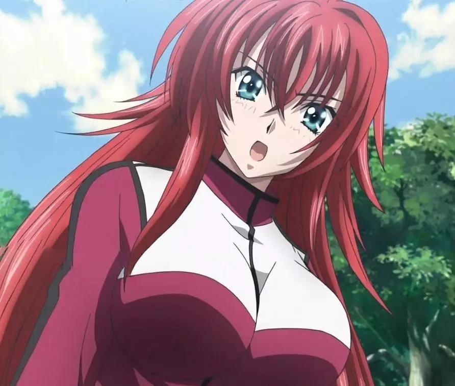 驹王学园三年级生,神秘学研究社社长,是有着一头红色的长发加丰满的